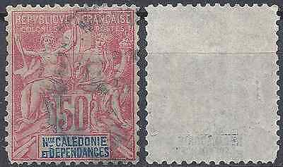 Colony New Caledonia No.51 - Obliteration Stamp Has Date - Value