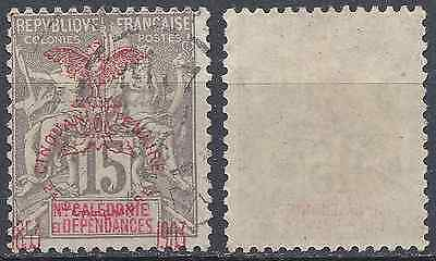 New Caledonia N°73 - Obliteration A Date Stamp - Value