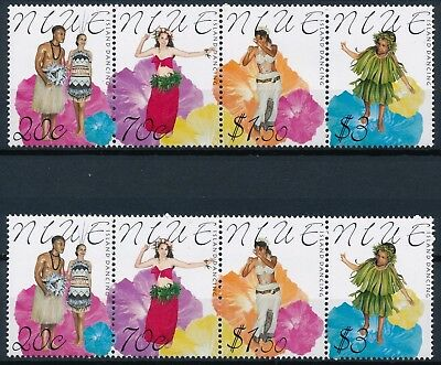 [H11528] Niue 2000 : 2x Good Set of Very Fine MNH Stamps