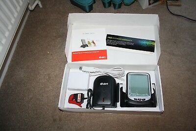 E-on Energy Monitor fit starter pack. New in original box.