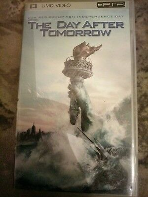 The Day After Tomorrow UMD Video