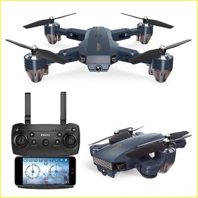 Drone Quadcopter WiFi FPV with 720P Full HD Camera Altitude Hold Mode Foldable