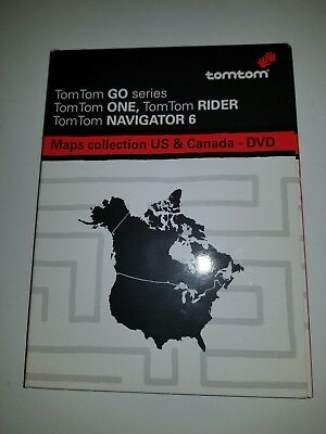 TOMTOM MAPS COLLECTION: Western Europe PC MAC DVD navigational trip