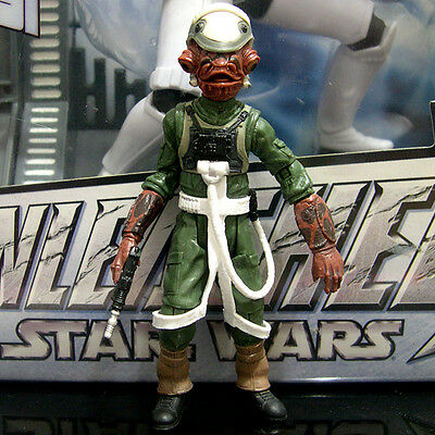 STAR WARS the vintage collection MON CALAMARI Rebel Pilot ROTJ tvc VC91