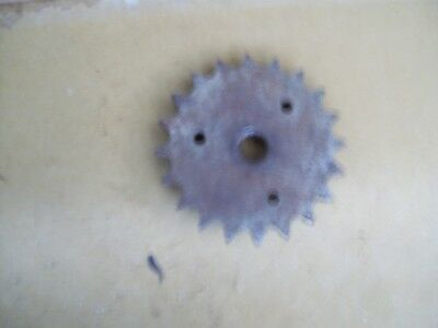 Velocette  Gear  Box  Sprockt   Mss,  And  Others