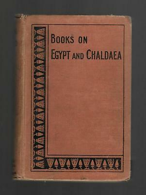 BOOK OF THE DEAD 1910 text all HIEROGLYPHICS vtg Wallis Budge Egypt Occult Magic