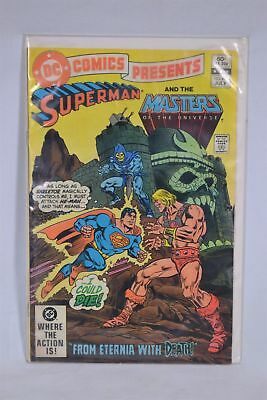 DC Comics Presents #47: Superman and the Masters of the Universe (1978, DC)(710)