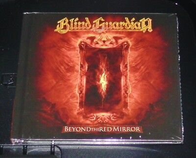 Blind Guardian beyond the Red Mirror Limited Digibook Edition CD New & Orig. Box