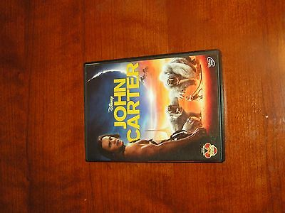 Walt Disney John Carter Dvd No Bluray Pirati Dei Caraibi Frozen Cenerentola