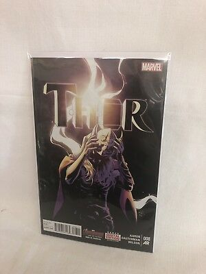 Marvel Thor #8 by (W) Jason Aaron (A/CA) Russell Dauterman