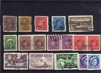 Canada fu collection of offcials inc. better