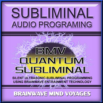 ANY 8 CDs AMAZING SUBLIMINAL SELF-HELP Transform your Life NEW NLP MIND PROGRAM