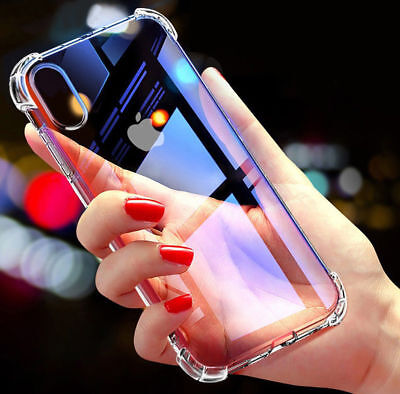 New-Case for Apple iPhone XS MAX XR X Luxury Ultra Slim Shockproof Bumper Cover