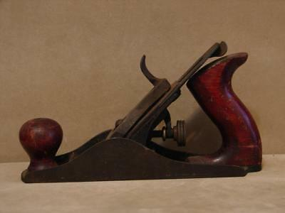 """Vintage 9 1/4"""" Wood Plane Made In USA"""
