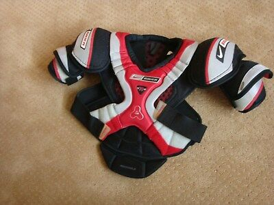 Bauer 70 Supreme Air Hockey Shoulder Pads Youth, Size L/G