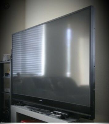 82 INCH MITSUBISHI DLP TV Used