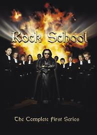 Rock School - The Complete First Series drama thriller action adventure cult