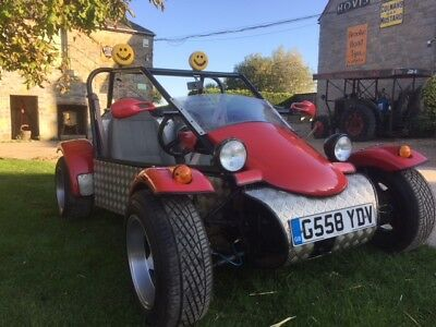 Road Legal Hill Climb MG Mini Metro Off Road Buggy 'Not' Barn Find Pit Car