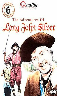 Adventures of Long John Silver (DVD, 2006) NEW
