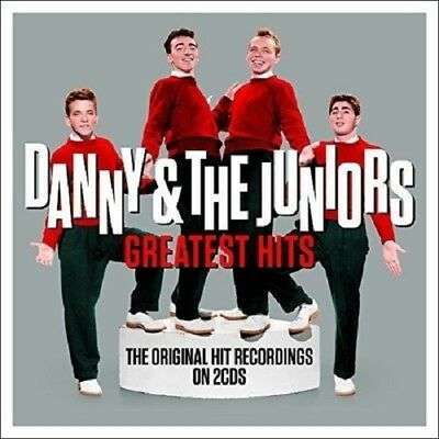Danny & The Juniors Greatest Hits 2-CD NEW SEALED At The Hop+