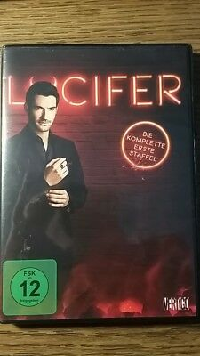 DVD Lucifer - Die komplette 1. Staffel 3 DVDs