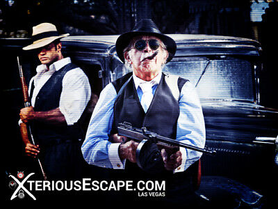 Escape Room Experience For 4 People In Las Vegas