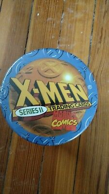 X-men series 2 trading cards