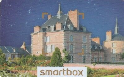 Carte Cadeau  Gift Card - Smartbox  (France)