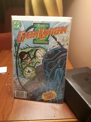 First edition green latern corps.