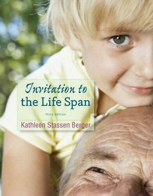 Invitation to The Life Span By Kathleen Berger 3rd Edition EB00K PDF