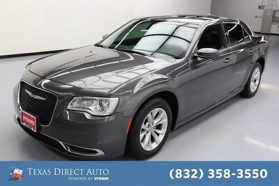 2015 Chrysler 300 Series Limited Texas Direct Auto 2015 Limited Used 3.6L V6 24V Automatic RWD Sedan