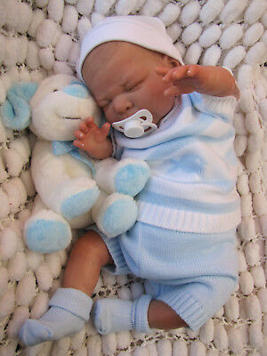 Lifelike Newborn Dolls Realistic Baby Sunbeambabies Child First Reborn Baby Doll