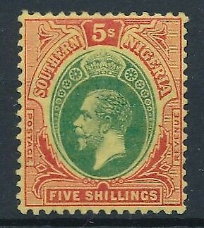 [38383] Southern Nigeria 1912 Good stamp Very Fine MH