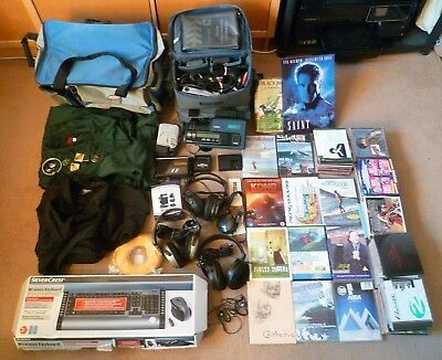 !clearance Freepost Bargain! Mixed Bundle Panasonic Nikon Philips Hitachi Etc