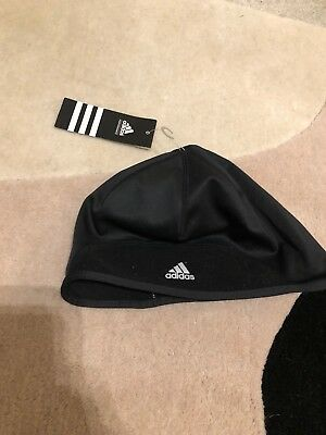 Adidas Goretex Windstoper Beanie Hat New One Size Rrp £20