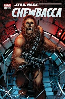Star Wars Chewbacca #1 AOD Collectables Exclusive Dale Keown Variant Cover NM/MT
