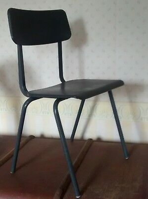 vintage   4   STACKING  CHAIRS    for   CHILDREN     freepost