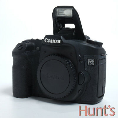Canon Eos 50D 15.1 Mp Aps-C Digital Slr Camera Body Only