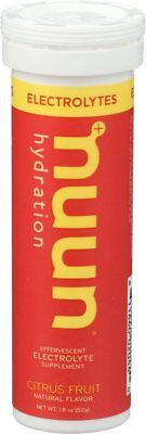Nuun - Active Natural Electrolyte Enhanced Drink Tabs Citrus Fruit 19.oz (54g)