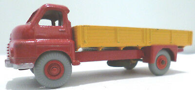 Dinky Toys 522 Big Bedford Red Cab & Wheels Yellow Body Repaint Unboxed Diecast