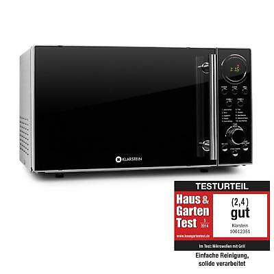 (B-Ware) Luminance Mikrowelle Grill Funktion Mikrowellenofen Microwelle 20L