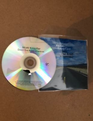 Mark Knopfler - Down The Road Wherever - Cd Promo Album