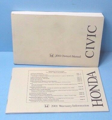 1999 honda civic ex coupe owners manual