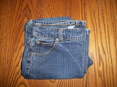 Girl's Gap Kids Flare Stretch Jeans Size 8+ Excellent Condition