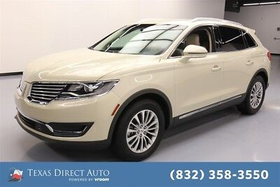 2016 Lincoln MKX Select Texas Direct Auto 2016 Select Used Turbo 2.7L V6 24V Automatic FWD SUV Premium