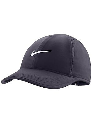 55d8f2e8927 Women s Nike Featherlight Dri-Fit Adjustable Hat - Gridiron White -  Exclusive