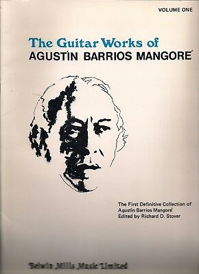 Guitar Works of Agustin Barrios Mangore