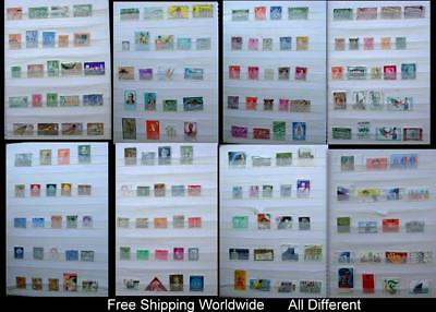 Stamp Collection British Colonies Belgium Netherlands Ned-Indie & Germany