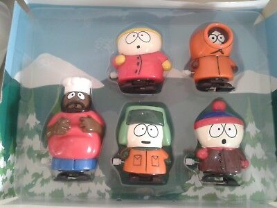 Box Set South Park Wind Up Character Toys