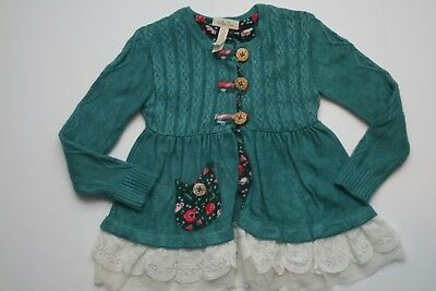 Girls Matilda Jane Once Upon A Time Captivating Sweater Size 2